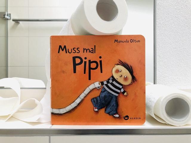 Muss mal Pipi